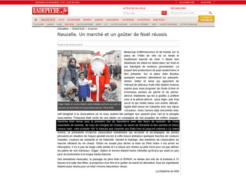 journal la depeche